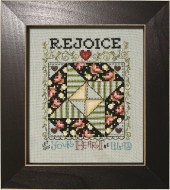 Quilted with Love - Rejoice