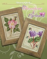 Stoney Creek Sweetbriar & Cyclamen