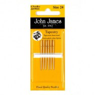Tapestry Needles Size 24